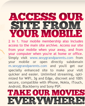 Access our site from Your MOBILE